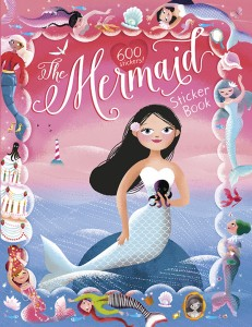 The Mermaid Sticker Book