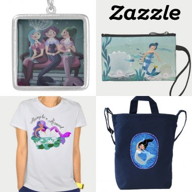 Zazzle Mermaid Shop