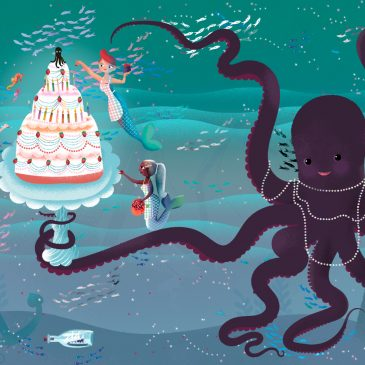 Mermaid App Birthday First Image